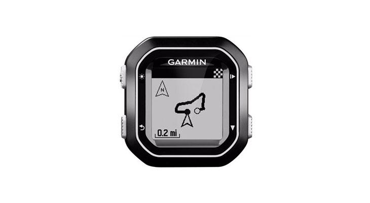 Garmin edge 25 fietsnavigatie