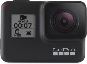 Gopro 7 fietscamera