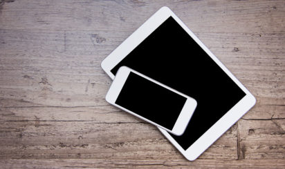 Tablet en telefoon verbinden