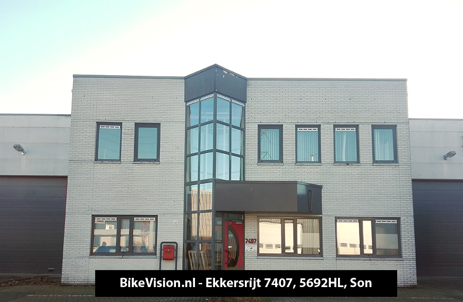 Bikevision kantoor