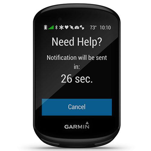 Garmin Edge 830 help