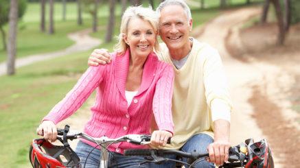 De top 10 grootste gezondheidsvoordelen van fietsen