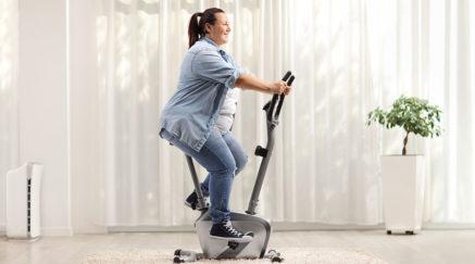 Hometrainer weight management