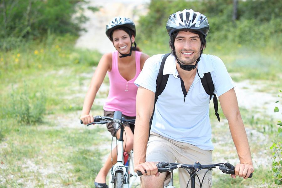 Begin je net? Leen een fiets van een vriend of koop tweedehands