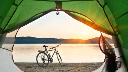 Zo vind je de beste tent voor je aanstaande fietsvakantie