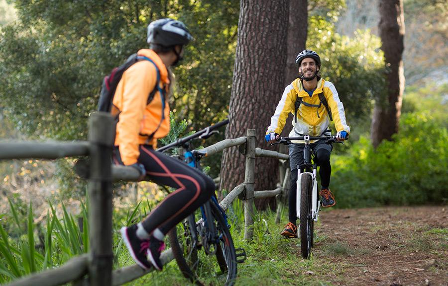 Wielrenner, mountainbiker of recreatieve fietser?