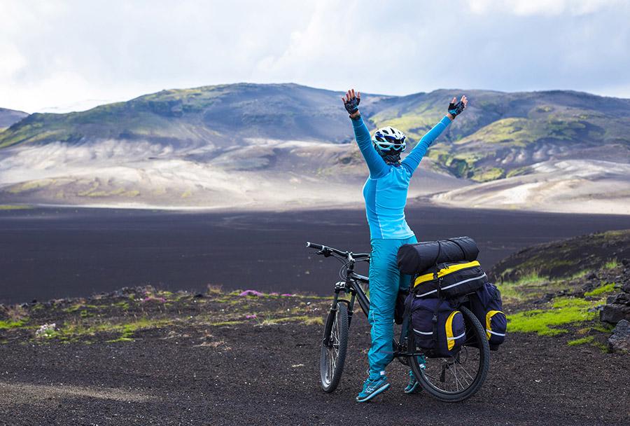IJsland bikepacking