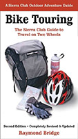 Bike Touring – The Sierra Club Guide to Travel on Two Wheels