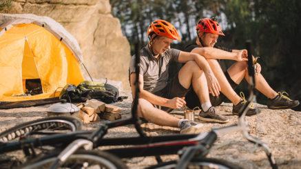 Bikepacken voeding: wat kun je het beste eten?