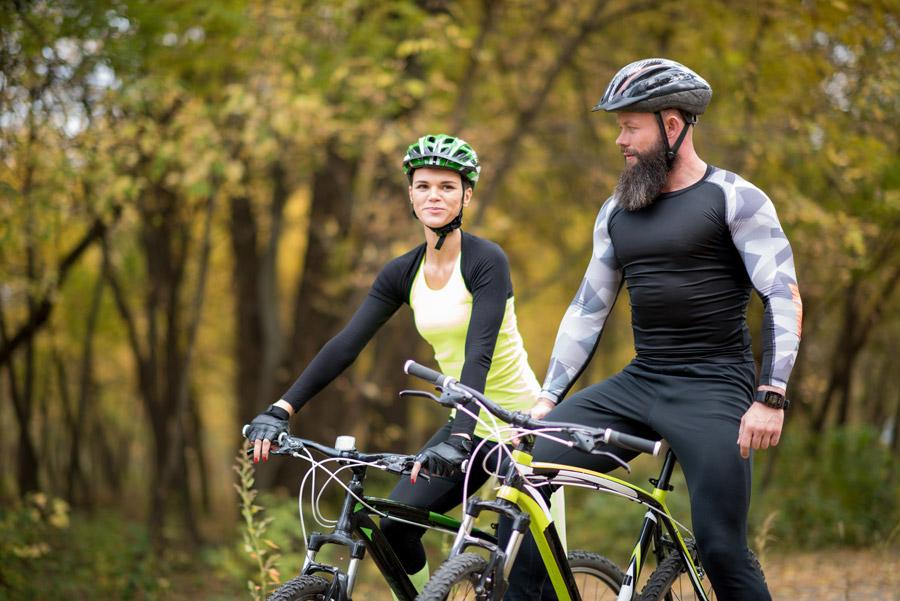 Geschikt voor wielrenners mountainbikers en toerfietsers